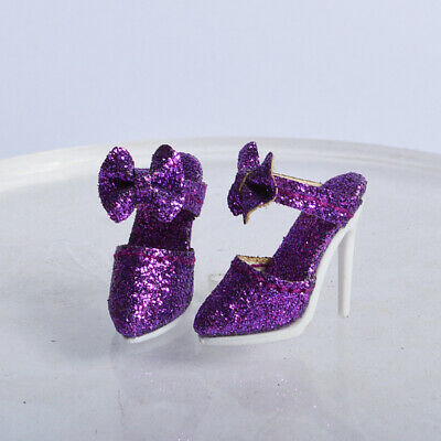 """Sherry Silver Sandals shoes for Fashion royalty FR2 Nu Face 2 12/"""" poppy parker"""