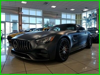 2018 Mercedes-Benz AMG GT C 2018 C Used Turbo 4L V8 32V Automatic RWD Coupe Premium