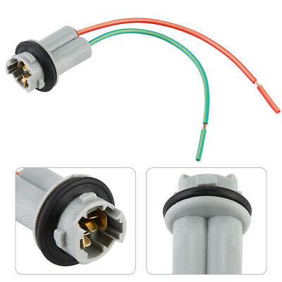 T15 BULB SOCKET Wiring Harness Connector for Headlight wire Fog Light Headlight Wire Harness on