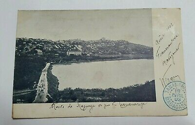 Carte Postale Tananarive Madagascar 1903