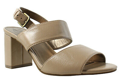 c448967ee71 LifeStride Womens E7046s2 TenderTaupe Ankle Strap Heels Size 6 (369817)