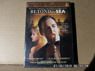 Beyond the Sea (DVD, 2005)Kate Bosworth Director: Kevin Spacey