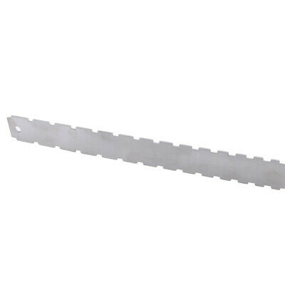 Notched Fretboard Fingerboard Straight Edge Bass Guitar Neck Leveling Supply 6A