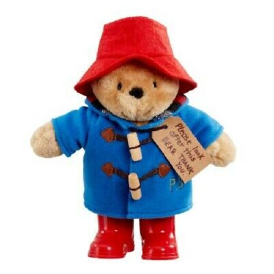 Rainbow Designs Classic Paddington Bear with Boots Soft Toy 25cm