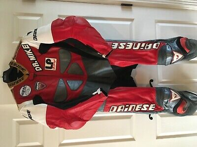 Dainese racing motorcycle suit 58