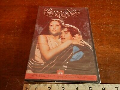 Romeo and Juliet DVD 1968 OLIVIA HUSSEY VERSION NEW Sealed