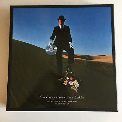 Pink Floyd Wish You Were Here - Immersion Box Set - Not Sealed