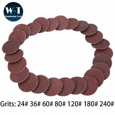 Disques abrasifs Roloc Tampon de type R Roll-Type 24/36/60/80/120/180/240