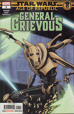 Star Wars: Age of the Republic - General Grievous (2019), Neuware, new