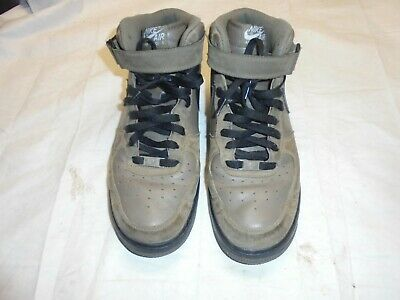 official photos b66b4 87c09 Nike Air Force 1 Basketball Shoes Men s Size 10 315123-211