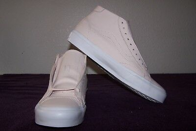 34c02001fa VANS Court Mid DX (Leather) Women s Skate Shoes Delicacy Size 10 NWOB! NICE