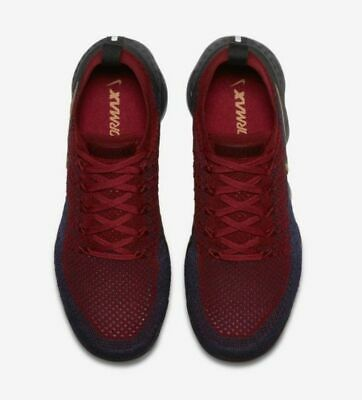 7e9dad410ef Men s Shoes Nike Air Vapormax Flyknit 2.0 Olympic Team Red Wheat College  Navy 942842-604 Athletic Shoes