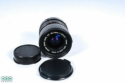 Canon 35-70mm F/3.5-4.5 Macro 2-Touch FD Mount Lens {52}