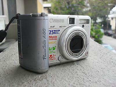CANON POWERSHOT A60 WINDOWS 7 DRIVERS DOWNLOAD (2019)