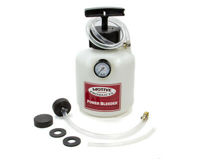 MOTIVE PRODUCTS Mopar Power Bleeder Brake Bleeder Kit P/N 103