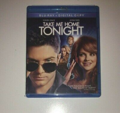 Take Me Home Tonight (Blu-Ray, 2-Disc)