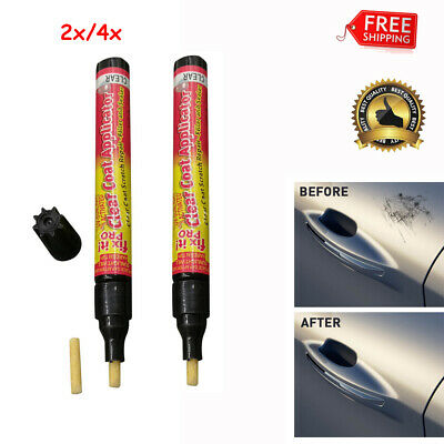 AutoPro Scratch Magic Eraser Repair Pen Non Toxic Car Clear Scratch Remover Pen