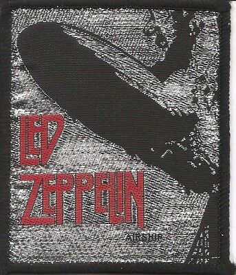 Vintage LED ZEPPELIN Airship patch