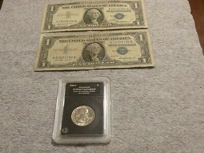 US Currency & Coin Collection Lot # 2