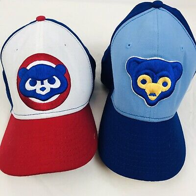 the latest 66e42 266b9 New Era MLB Chicago Cubs Retro Crown 9FIFTY Snapback Adjustable Hats -  Bundle