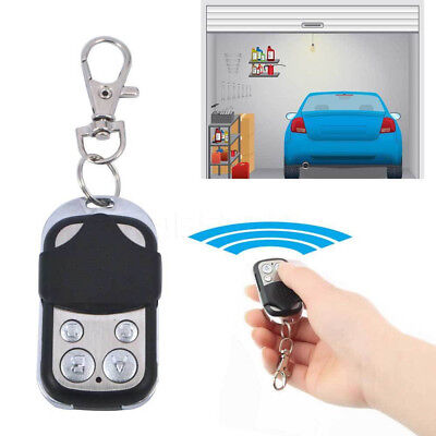 Universal Gate Garage Door Learning Code Replacement Remote Control Fob 433MHZ
