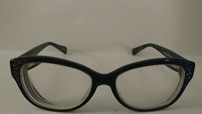 944383ca91 AUTHENTIC COACH RX Eyeglasses Frames HC 6039F (BAILY) T 5110 (NAVY ...