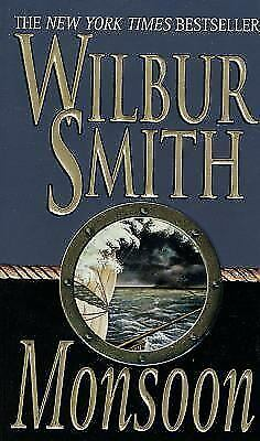 Monsoon (Courtney Family Adventures) by Smith, Wilbur