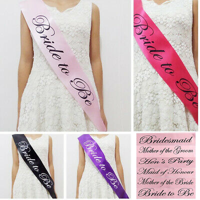 Party Baby Shower Sashes Mummy To Be Aunty Grandma Big Sister To Be Sash Belt