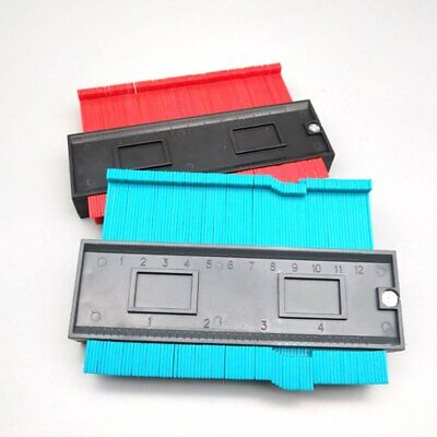 Profile Gauge Contour Duplicator Shaping Laminate Tiles Tool Instant Template HU