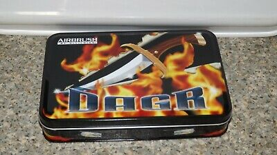 Devilbiss Air Brush Dagr mint condition.used 6 times