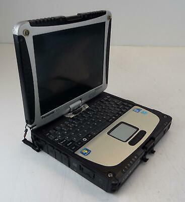 "Panasonic ToughBook CF-19 MK4 i5-540 1.20GHz 4GB 500GB 10.4"" BIOS Locked Laptop"