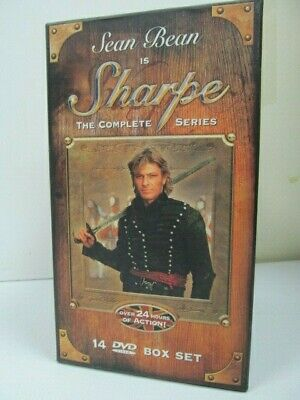 Sharpe The Complete Series 14 Disc DVD Set