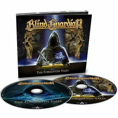 Blind Guardian - The Forgotten Tales Remastered 2012 2 CD ALBUM NEW (12TH APR)
