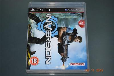 Inversion PS3 Playstation 3 **FREE UK POSTAGE**