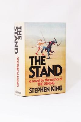 Stephen King - The Stand - Doubleday, 1978, First Edition.…