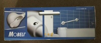 Mobeli Grab Bar Suction Cup Safety Shower Aid MADE IN GERMANY
