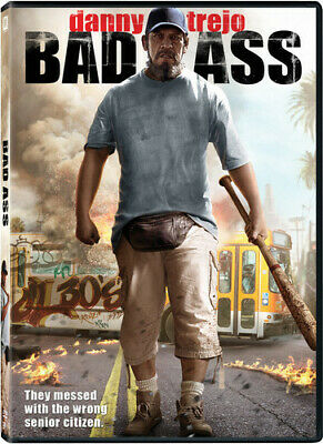 Bad Ass (REGION 1 DVD New) WS
