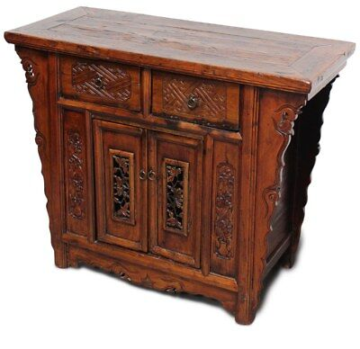 Asian Dresser Sideboard China Cabinet Wood Asian Furniture asienlifestyle