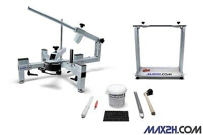 Tire Changer EVO2, Wheel Balancer, Starterpackage Motorcycle - max2h.com