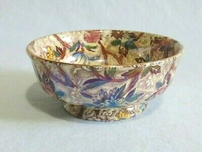 Maling Chintz, Chestnut Brown 6527.  In very good condition.