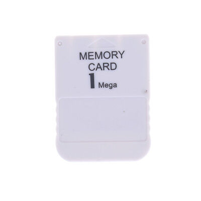 1MB Memory Card For Playstation1 PS1 Video Game Accessories T HF