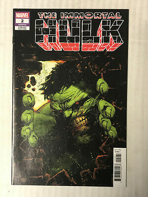 Immortal Hulk #2 - 1:25 Variant! VF/NM - 1st Doctor Frye! Zaffino Cover!