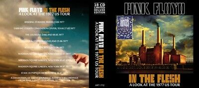 Pink Floyd ‎– In The Flesh-A Look at the US Tour 1977 18 CD Limited Edition Box