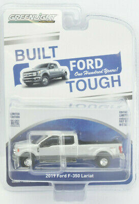 Greenlight Annives. Collection 7 2019 Ford F-350 Lariat 1:64 Diecast Car 27970-F