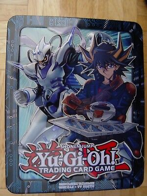 Yu-Gi-Oh! SHONEN JUMP, METAL TIN BOX FOR TRADING CARD GAME, BRAND NEW