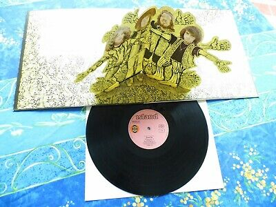 Jethro Tull ♫ Stand Up ♫ Rare Pink Eye Island Lp Records ♫  #4