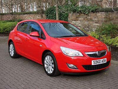 FINANCE AVAILABLE!! 2010 VAUXHALL ASTRA 1.4 i 16v TURBO EXCLUSIV 5dr 6 SPEED