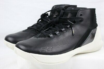 8dd6b756fc99 Under Armour Curry 3 Lux Limited Basketball Shoes Black Men s 8.5 1299661 -001