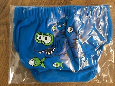 BOYS Swim Nappy REUSABLE Baby Bathers BNWT Size 000 00 0  ** Free Post**