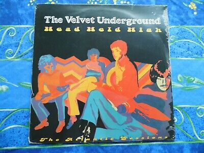 The Velvet Underground  ♫ Head Held High The Atlantic Sessions  ♫ Rare  Lp ♫  #4